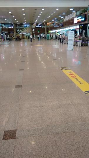 Gimhae Airport-Busan